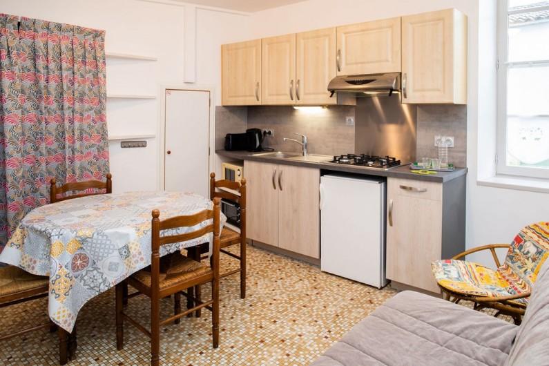 Location de vacances - Maison - Villa à Sainte-Marie-de-Ré - Le Petit Village - L'Atelier 8