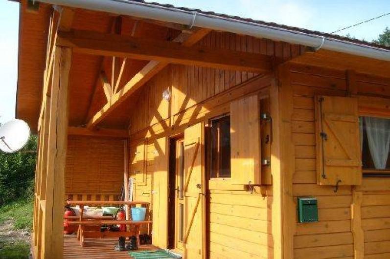 Location de vacances - Chalet à Laffrey