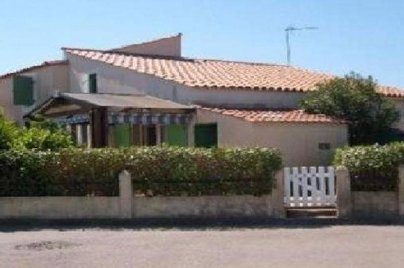 Location de vacances - Maison - Villa à Vic-la-Gardiole