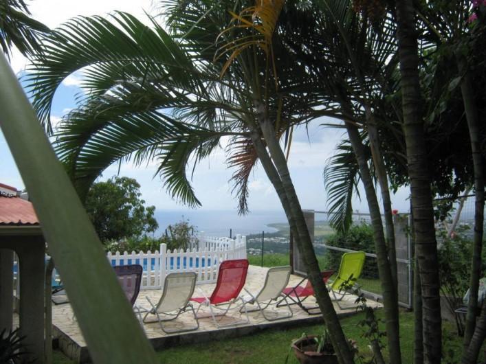 Location de vacances - Gîte à Saint-Paul - PISCINE