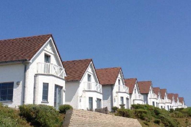 La c te d 39 opale villa avec superbe vue sur mer proche d - Cote d opale chambre d hote bord de mer ...