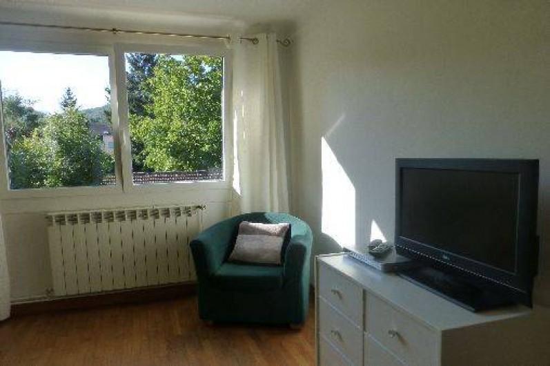 Location de vacances - Appartement à Bresson