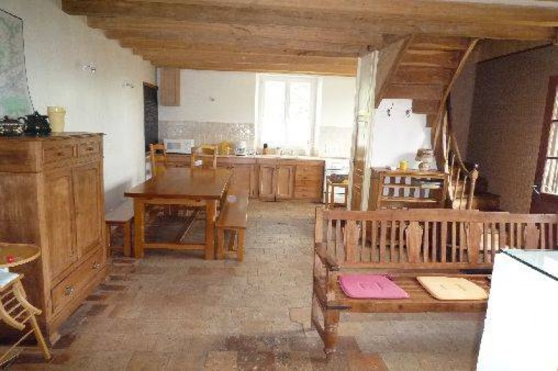 Location de vacances - Gîte à Noizay