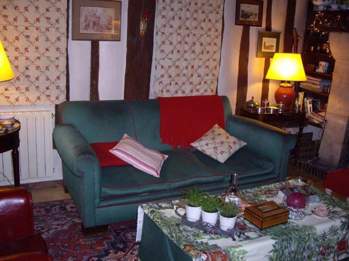 Location de vacances - Maison - Villa à Vitry-aux-Loges - Salon