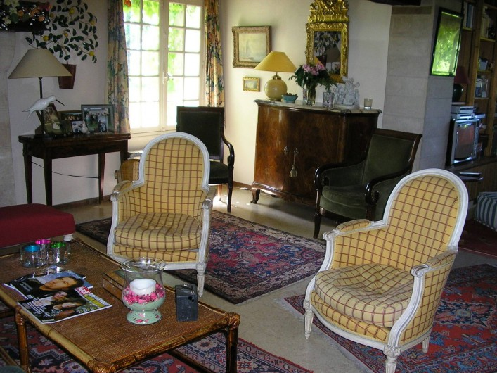 Location de vacances - Maison - Villa à Vitry-aux-Loges - Saloin