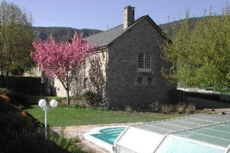 Location de vacances - Gîte à La Canourgue