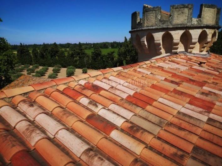 Location de vacances - Gîte à Sarrians - Vue
