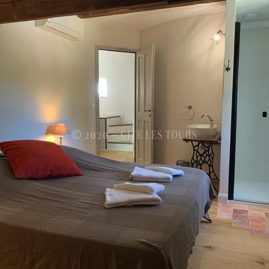 Location de vacances - Gîte à Sarrians - Chambre 6
