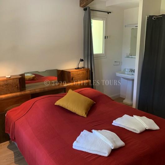 Location de vacances - Gîte à Sarrians - Chambre 4