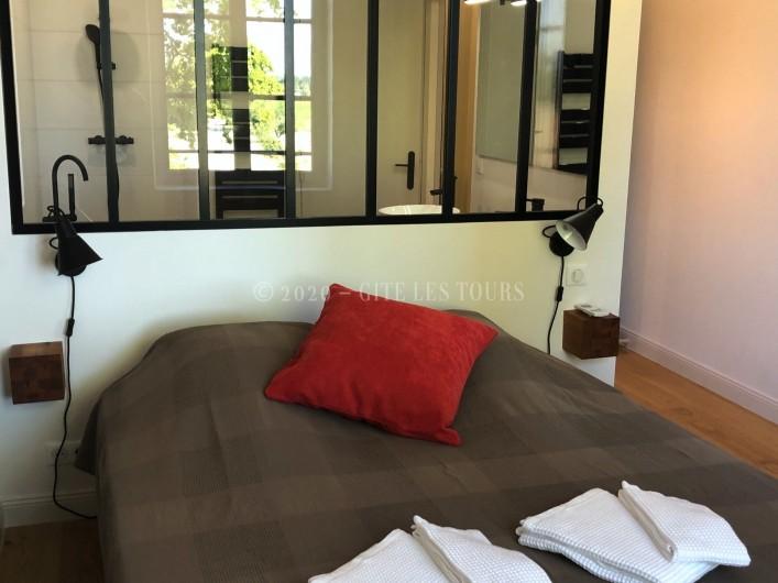 Location de vacances - Gîte à Sarrians - Chambre 1