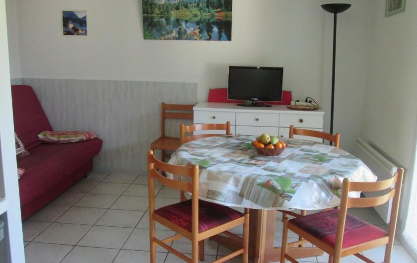 Location de vacances - Studio à Luz-Saint-Sauveur - Salon, séjour
