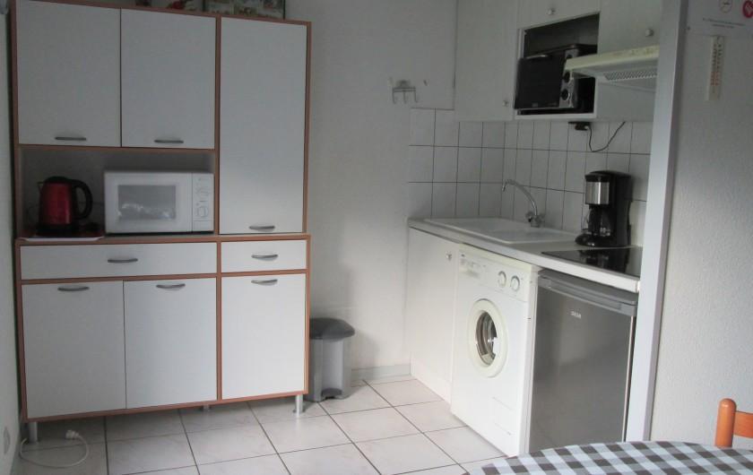 Location de vacances - Studio à Luz-Saint-Sauveur - Côté cuisine