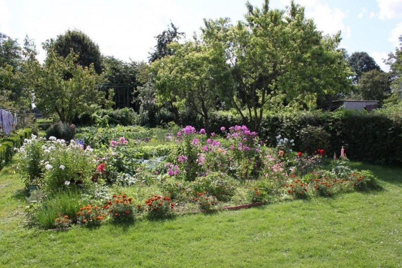 Location de vacances - Maison - Villa à Sailly Bray - jardin