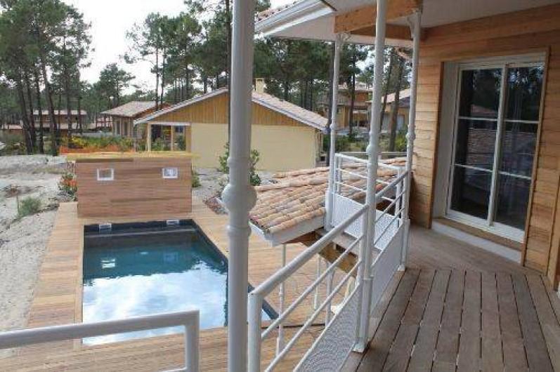 Location de vacances - Maison - Villa à Carcans