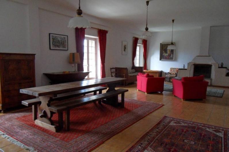 Location de vacances - Mas à L'Albère - le salon
