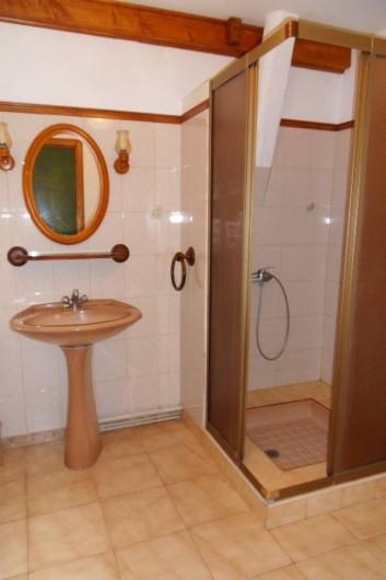 Location de vacances - Mas à L'Albère - salle de douche 1