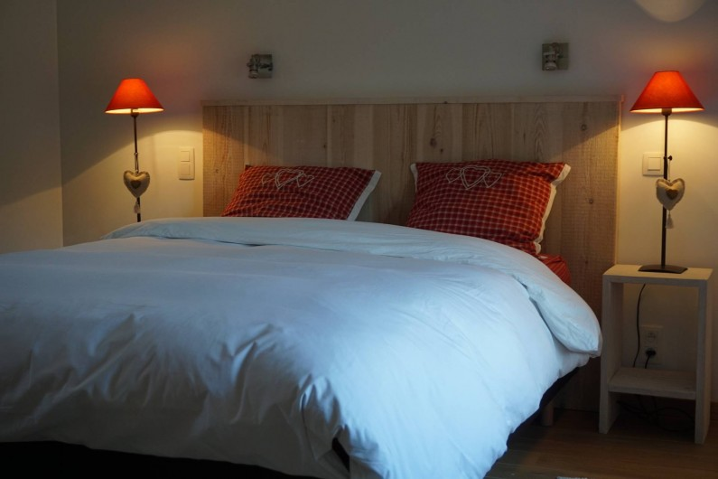 Location de vacances - Gîte à Theux - Chambre 1