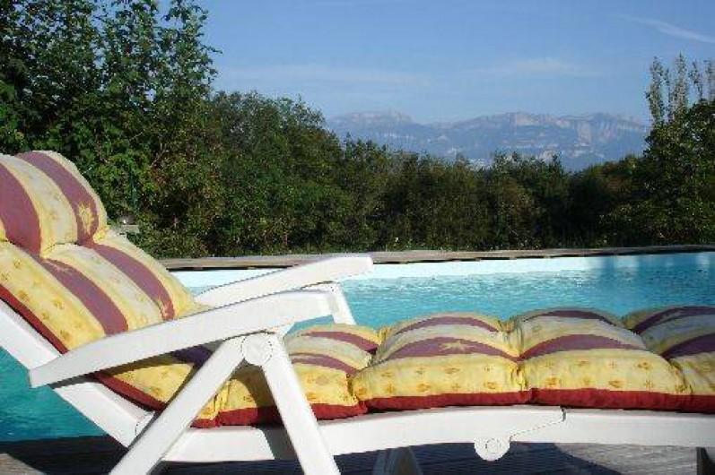 Location de vacances - Yourte à Rives