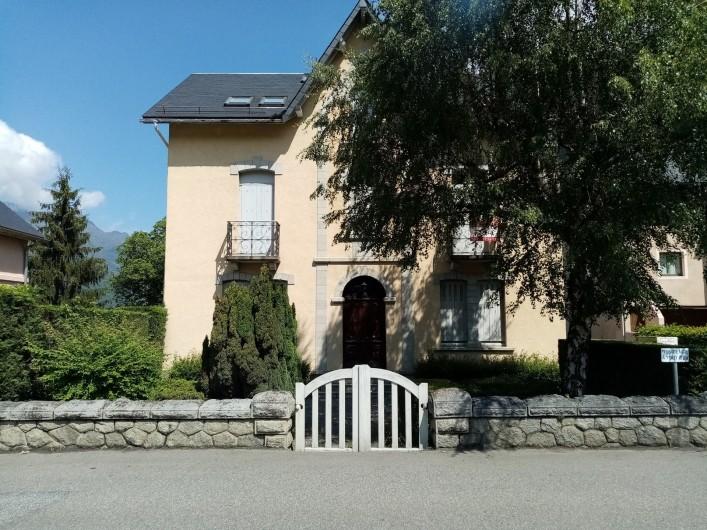 Location de vacances - Appartement à Esterre