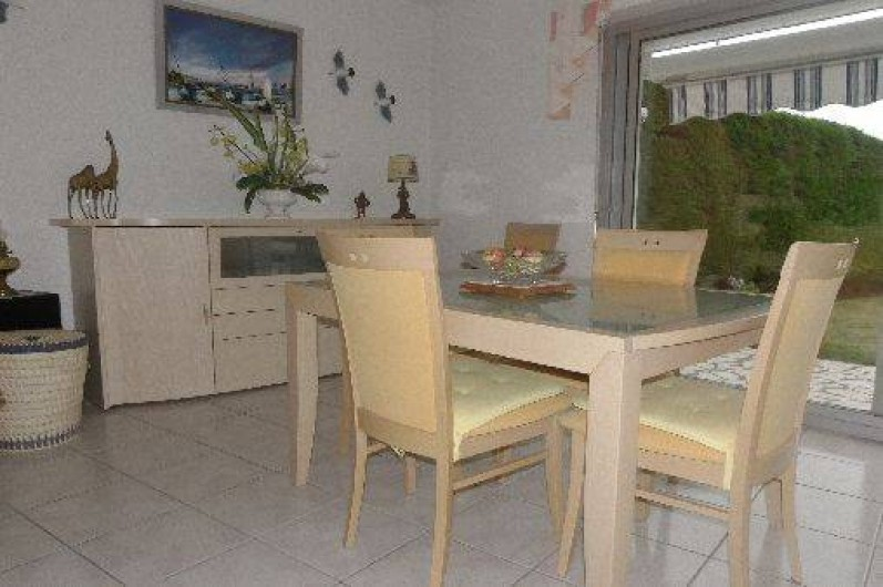 Location de vacances - Appartement à Guidel