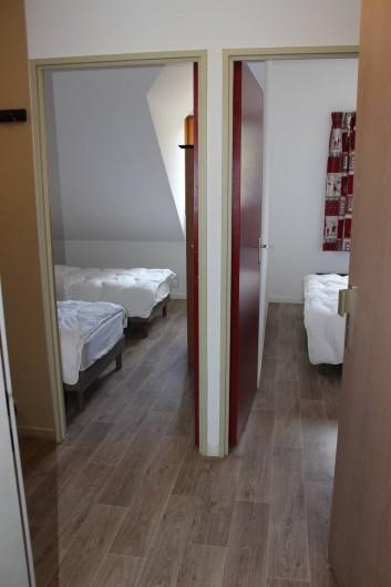 Location de vacances - Appartement à Saint-Sorlin-d'Arves - Entrée
