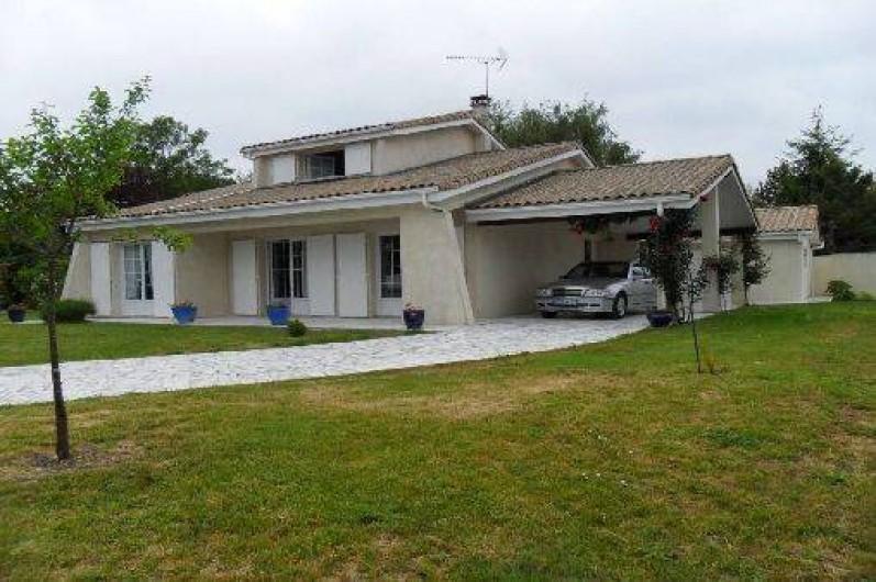 Location de vacances - Villa à Saint-Augustin