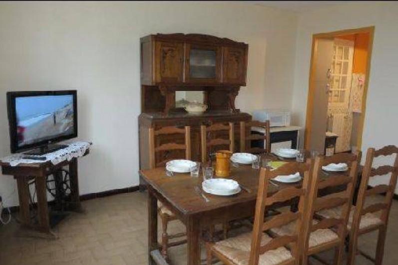 Location de vacances - Maison - Villa à Tournan - la salle à manger