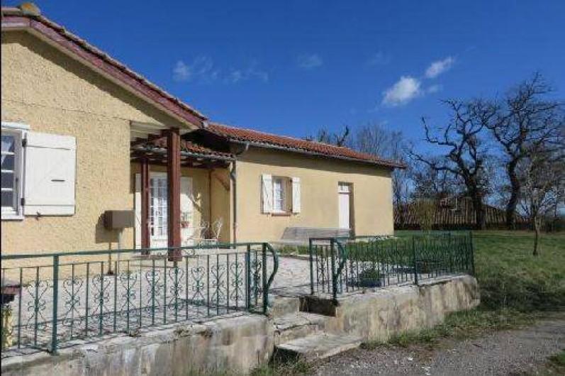Location de vacances - Maison - Villa à Tournan - Autre vue du Gîte