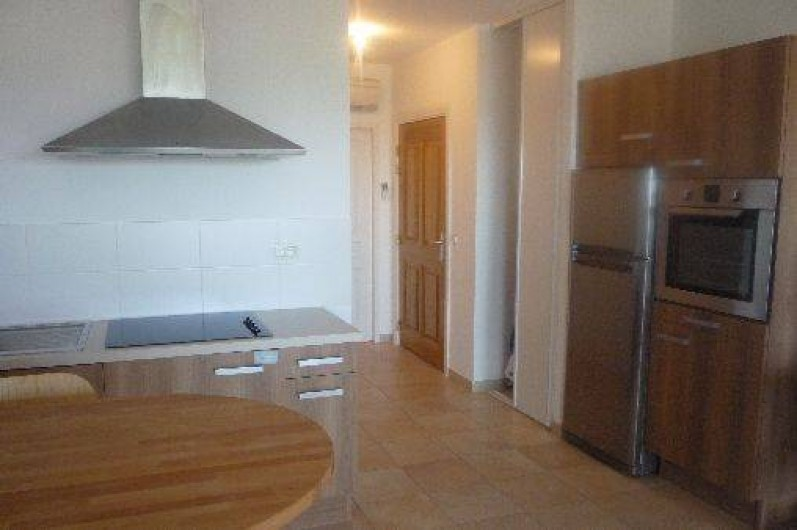 Location de vacances - Appartement à Lumio