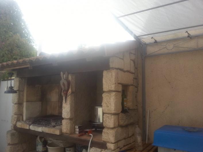 Location de vacances - Villa à Valras-Plage - BARBECUE