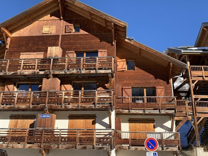 Location de vacances - Appartement à Saint-Sorlin-d'Arves - une petite résidence ...
