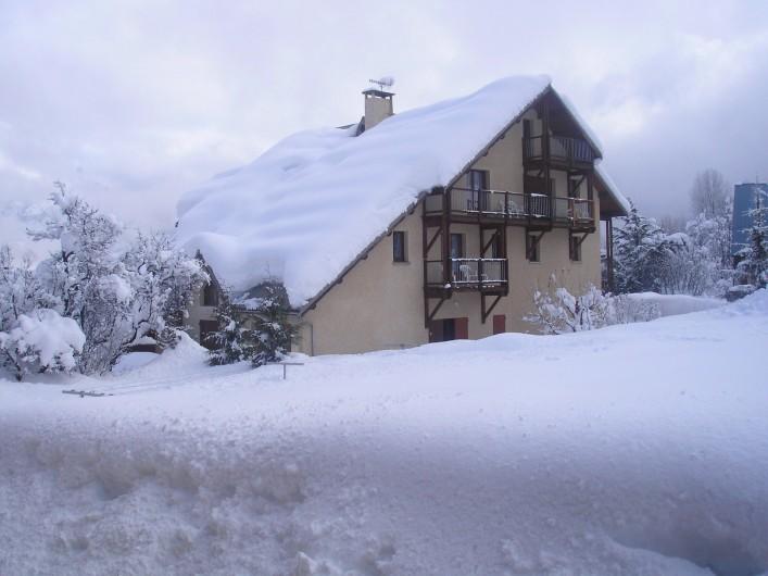 Location de vacances - Appartement à Puy-Saint-Vincent - Chalet Mottet