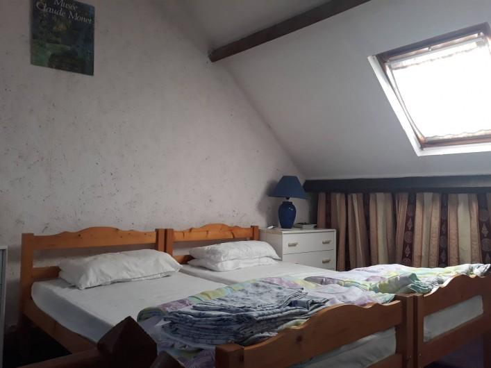 Location de vacances - Appartement à Sainte-Marie-du-Mont - 2 ème chambre