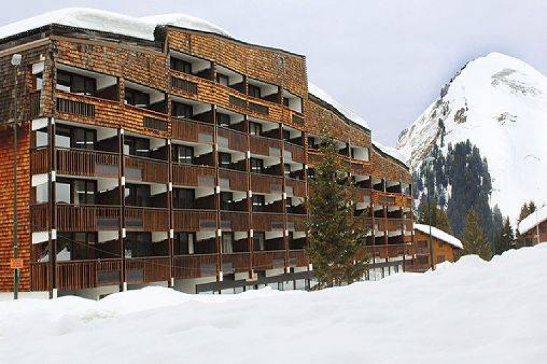Location de vacances - Appartement à Taninges
