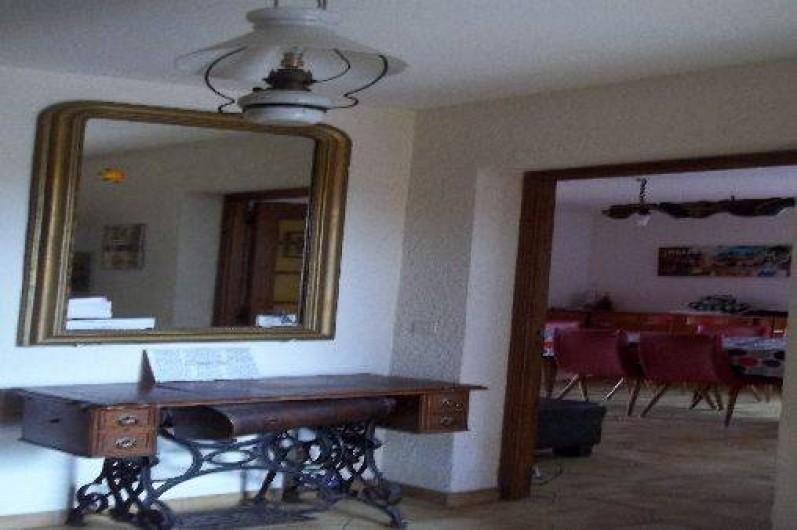 Location de vacances - Villa à Hyères - hall d'entrée