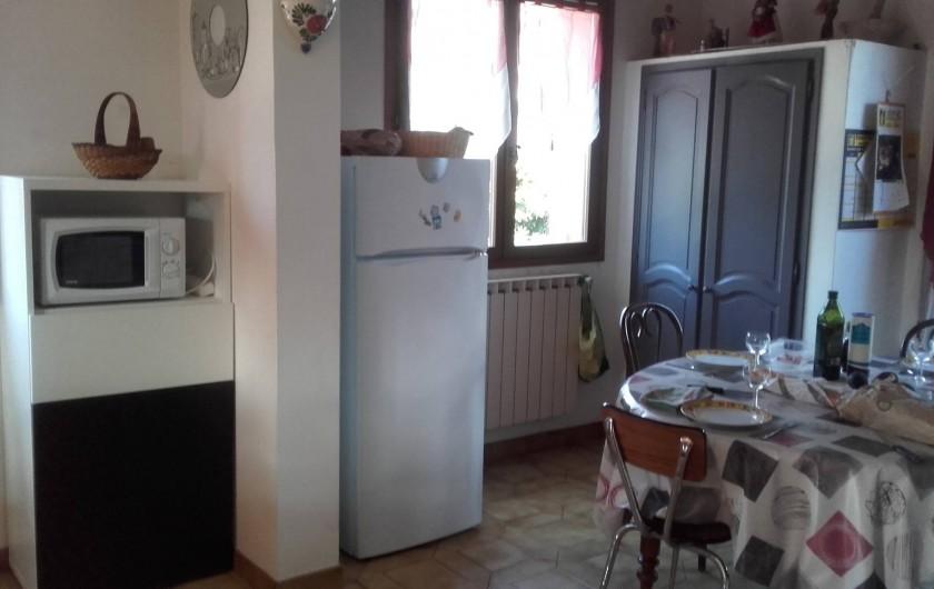 Location de vacances - Villa à Hyères - cuisine