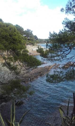 Location de vacances - Villa à Hyères - le port du Niel