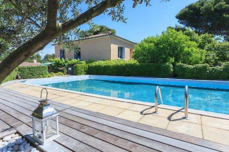 Location de vacances - Villa à Carpentras