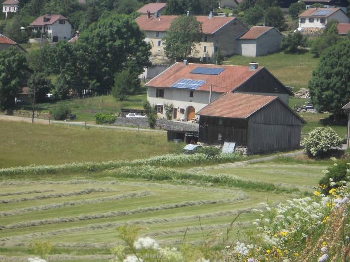 Location de vacances - Gîte à Nanchez
