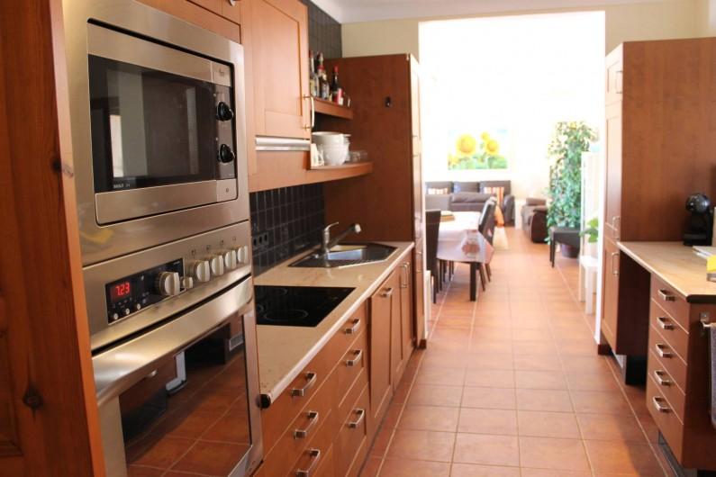 Location de vacances - Villa à Pau - cuisine équipée