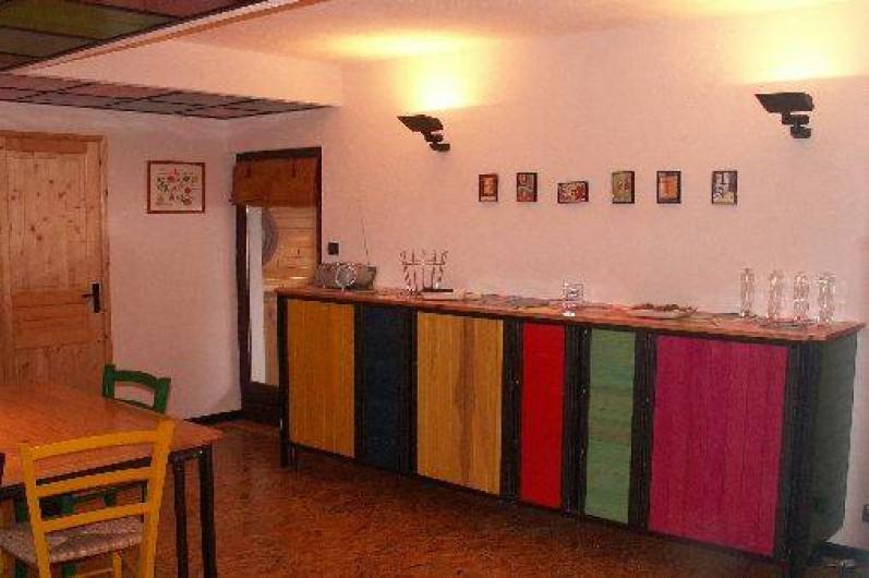 Location de vacances - Appartement à Auron