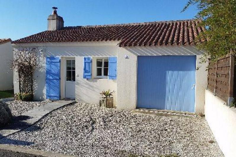 Location de vacances - Villa à Talmont-Saint-Hilaire