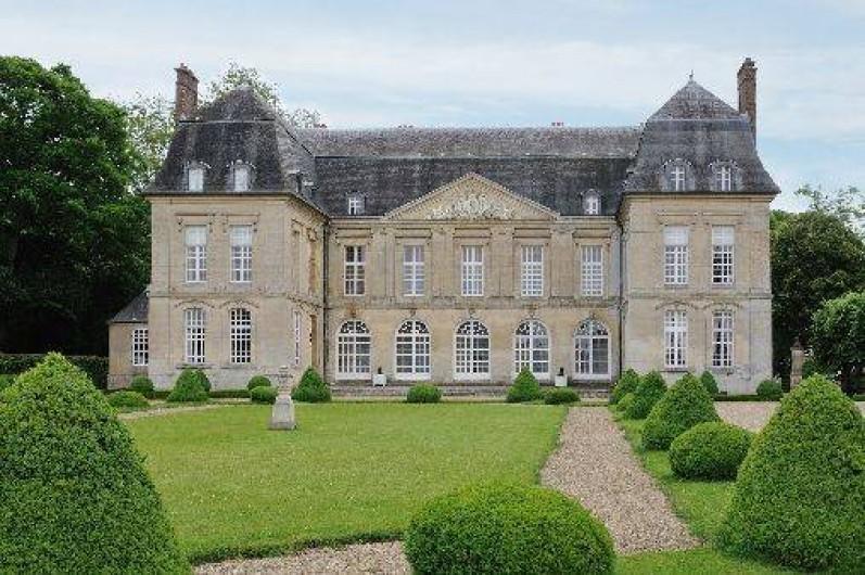 Location de vacances - Château - Manoir à Boury-en-Vexin