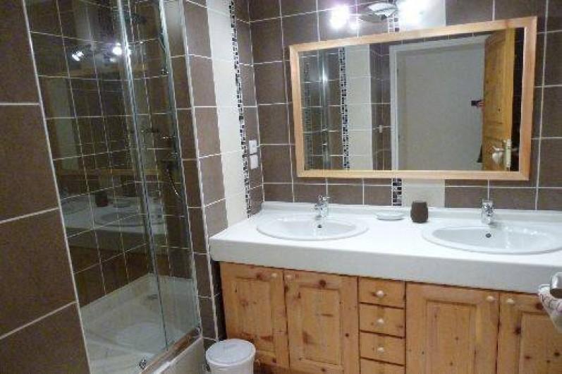 Location de vacances - Maison - Villa à Les Orres - Salle de bains N°2