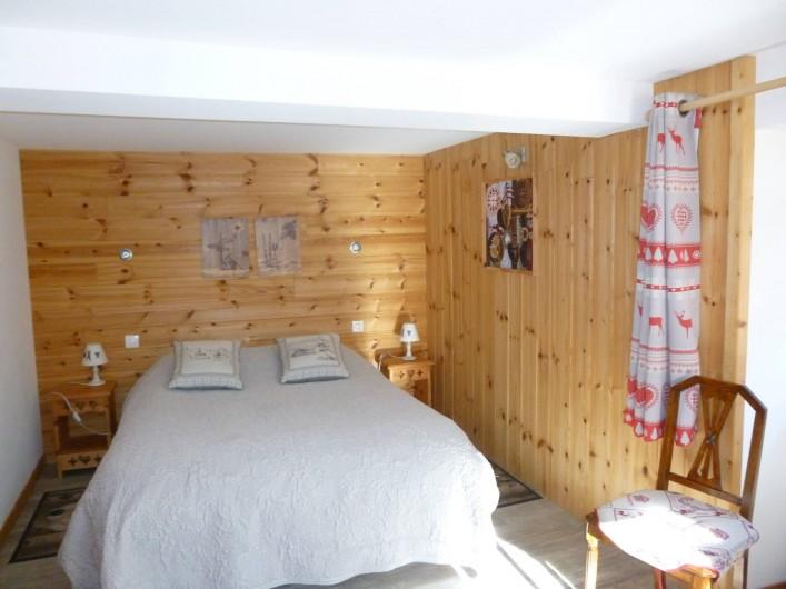 Location de vacances - Maison - Villa à Les Orres - chambre Est