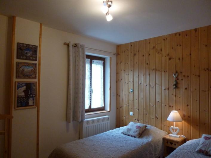 Location de vacances - Maison - Villa à Les Orres - Chambre  Ouest