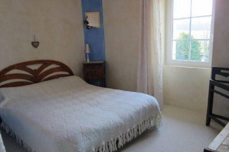 Location de vacances - Maison - Villa à Saint-Avit - Chambre 3 : 1 lit électrique (2 places)