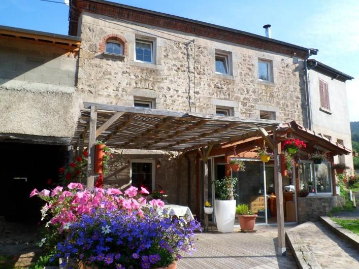 Location de vacances - Chambre d'hôtes à Arconsat