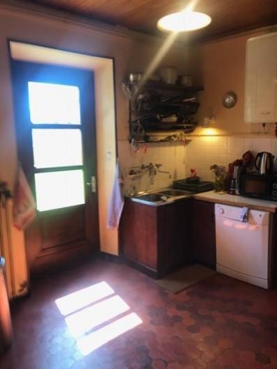 Location de vacances - Maison - Villa à Autrans-Méaudre en Vercors - CUISINE