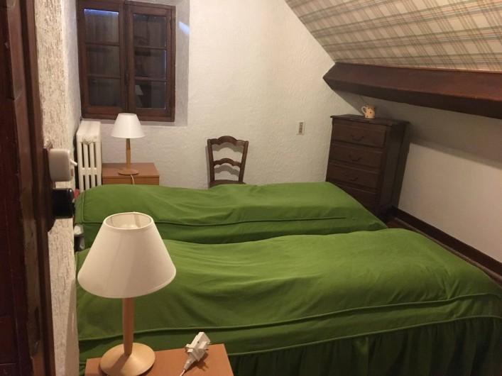 Location de vacances - Maison - Villa à Autrans-Méaudre en Vercors - CHAMBRE 5